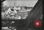 Image of Elevator ascending Eiffel Tower Paris France, 1900, second 44 stock footage video 65675040584