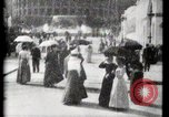 Image of Champs de Mars Paris France, 1900, second 5 stock footage video 65675040585