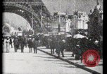 Image of Champs de Mars Paris France, 1900, second 49 stock footage video 65675040585
