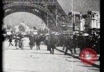 Image of Champs de Mars Paris France, 1900, second 51 stock footage video 65675040585