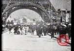 Image of Champs de Mars Paris France, 1900, second 52 stock footage video 65675040585