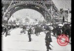 Image of Champs de Mars Paris France, 1900, second 54 stock footage video 65675040585