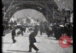 Image of Champs de Mars Paris France, 1900, second 55 stock footage video 65675040585