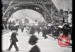 Image of Champs de Mars Paris France, 1900, second 56 stock footage video 65675040585