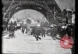 Image of Champs de Mars Paris France, 1900, second 57 stock footage video 65675040585
