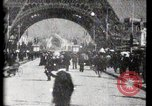 Image of Champs de Mars Paris France, 1900, second 58 stock footage video 65675040585