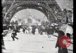 Image of Champs de Mars Paris France, 1900, second 59 stock footage video 65675040585