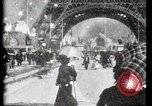 Image of Champs de Mars Paris France, 1900, second 62 stock footage video 65675040585