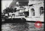 Image of Panorama of Paris Exposition from Seine River Paris France, 1900, second 2 stock footage video 65675040588