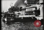 Image of Panorama of Paris Exposition from Seine River Paris France, 1900, second 5 stock footage video 65675040588