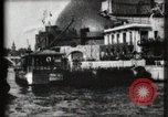 Image of Panorama of Paris Exposition from Seine River Paris France, 1900, second 6 stock footage video 65675040588