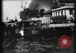 Image of Panorama of Paris Exposition from Seine River Paris France, 1900, second 8 stock footage video 65675040588
