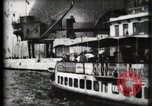 Image of Panorama of Paris Exposition from Seine River Paris France, 1900, second 20 stock footage video 65675040588