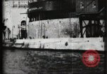Image of Panorama of Paris Exposition from Seine River Paris France, 1900, second 33 stock footage video 65675040588