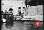 Image of Panorama of Paris Exposition from Seine River Paris France, 1900, second 39 stock footage video 65675040588