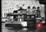 Image of Panorama of Paris Exposition from Seine River Paris France, 1900, second 43 stock footage video 65675040588