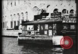 Image of Panorama of Paris Exposition from Seine River Paris France, 1900, second 44 stock footage video 65675040588