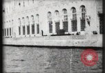 Image of Panorama of Paris Exposition from Seine River Paris France, 1900, second 49 stock footage video 65675040588