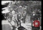 Image of Moving boardwalk Paris France, 1900, second 2 stock footage video 65675040589