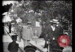 Image of Moving boardwalk Paris France, 1900, second 4 stock footage video 65675040589