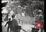 Image of Moving boardwalk Paris France, 1900, second 8 stock footage video 65675040589