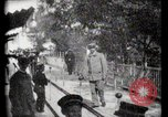 Image of Moving boardwalk Paris France, 1900, second 10 stock footage video 65675040589
