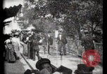 Image of Moving boardwalk Paris France, 1900, second 17 stock footage video 65675040589