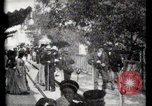 Image of Moving boardwalk Paris France, 1900, second 19 stock footage video 65675040589