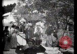 Image of Moving boardwalk Paris France, 1900, second 21 stock footage video 65675040589