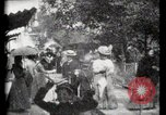 Image of Moving boardwalk Paris France, 1900, second 22 stock footage video 65675040589
