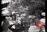 Image of Moving boardwalk Paris France, 1900, second 24 stock footage video 65675040589