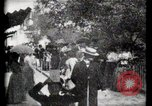 Image of Moving boardwalk Paris France, 1900, second 25 stock footage video 65675040589