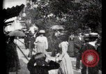 Image of Moving boardwalk Paris France, 1900, second 27 stock footage video 65675040589