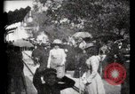 Image of Moving boardwalk Paris France, 1900, second 28 stock footage video 65675040589