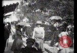 Image of Moving boardwalk Paris France, 1900, second 29 stock footage video 65675040589