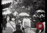 Image of Moving boardwalk Paris France, 1900, second 30 stock footage video 65675040589