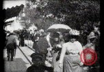 Image of Moving boardwalk Paris France, 1900, second 31 stock footage video 65675040589