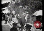 Image of Moving boardwalk Paris France, 1900, second 33 stock footage video 65675040589