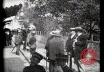 Image of Moving boardwalk Paris France, 1900, second 34 stock footage video 65675040589