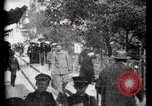 Image of Moving boardwalk Paris France, 1900, second 37 stock footage video 65675040589