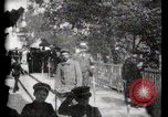 Image of Moving boardwalk Paris France, 1900, second 38 stock footage video 65675040589