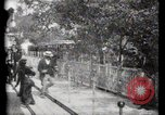 Image of Moving boardwalk Paris France, 1900, second 46 stock footage video 65675040589