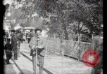 Image of Moving boardwalk Paris France, 1900, second 50 stock footage video 65675040589