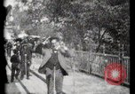 Image of Moving boardwalk Paris France, 1900, second 51 stock footage video 65675040589
