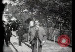 Image of Moving boardwalk Paris France, 1900, second 52 stock footage video 65675040589
