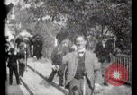 Image of Moving boardwalk Paris France, 1900, second 53 stock footage video 65675040589