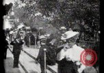 Image of Moving boardwalk Paris France, 1900, second 59 stock footage video 65675040589