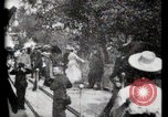 Image of Moving boardwalk Paris France, 1900, second 60 stock footage video 65675040589