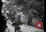 Image of Moving boardwalk Paris France, 1900, second 61 stock footage video 65675040589