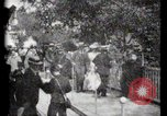 Image of Moving boardwalk Paris France, 1900, second 62 stock footage video 65675040589